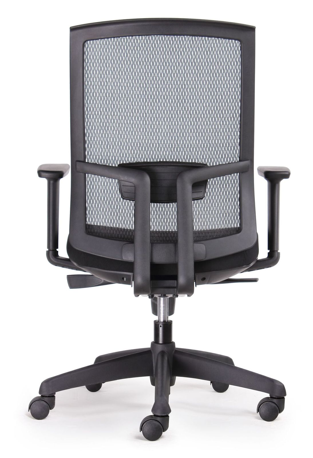 back support for office chairs australia black and white accent chair kal promesh mesh high task stock