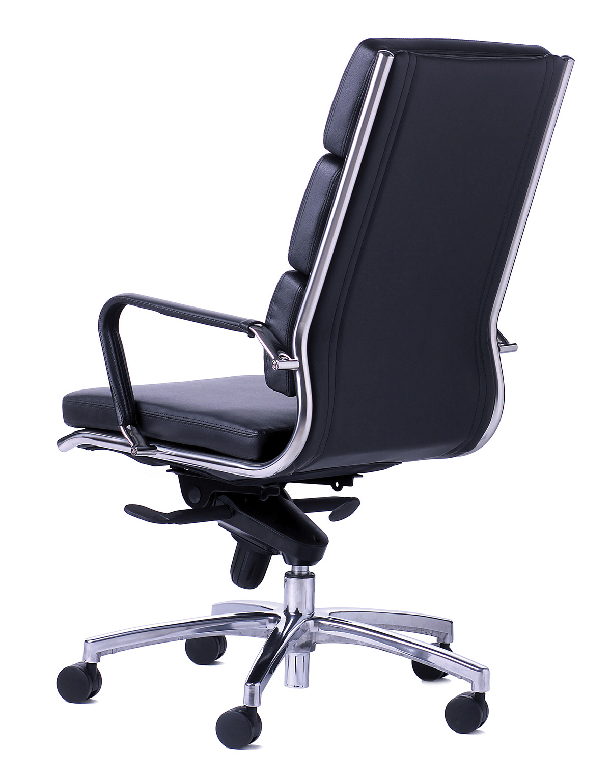 mode chair college desk high back executive boardroom office stock