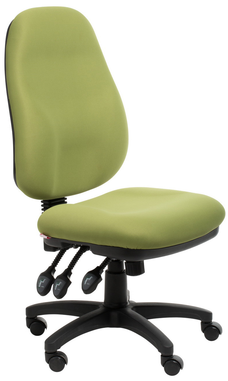 Sydney Green Ergonomic Office Chair  Office Stock