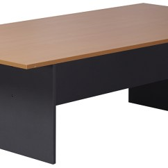 Executive Drafting Chair High Stool Ikea Express Beech Rectangular Boardroom Table - 2400mm | Office Stock