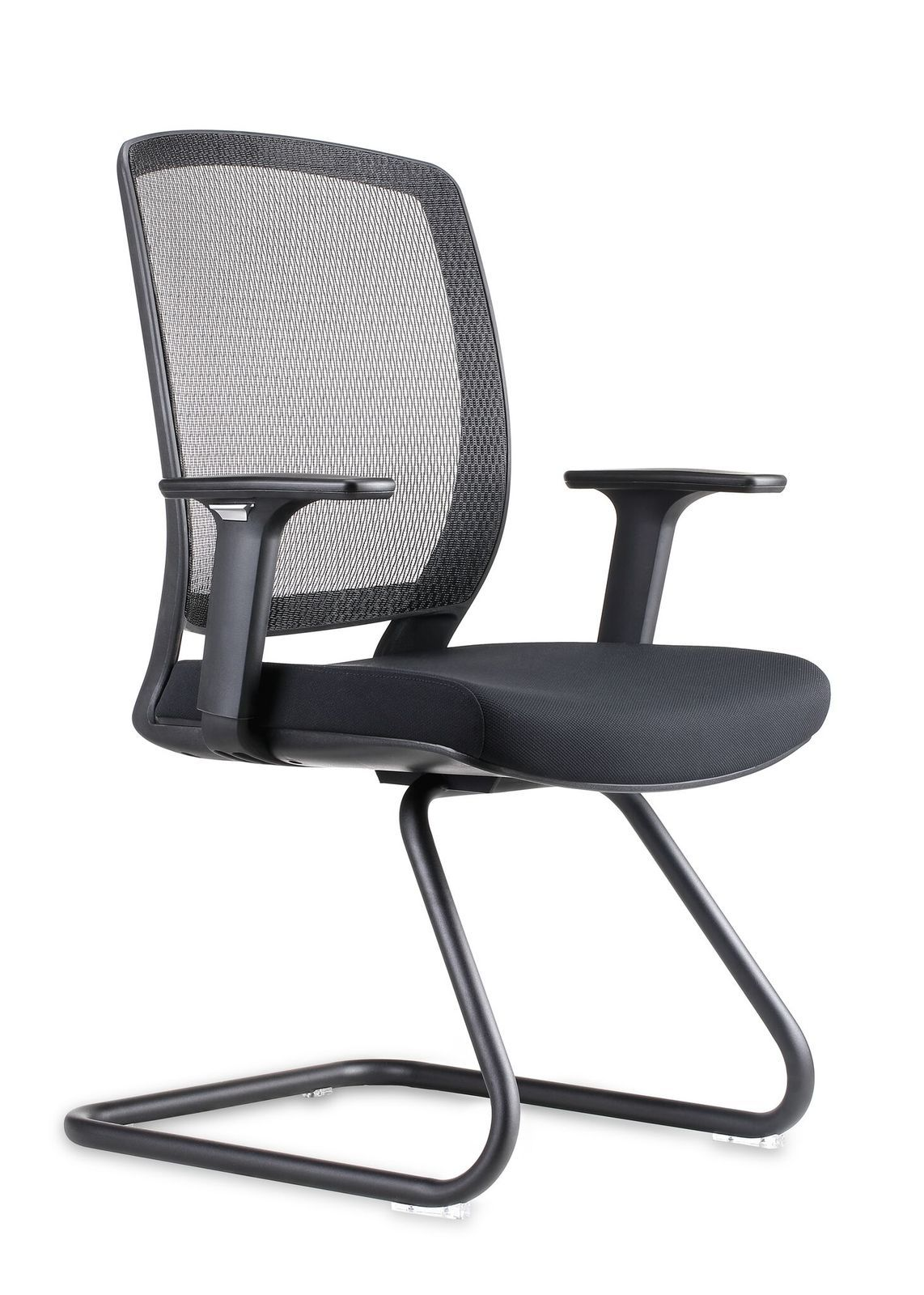office chairs cork designer chair covers australia pty ltd hartley black promesh mesh back visitor stock