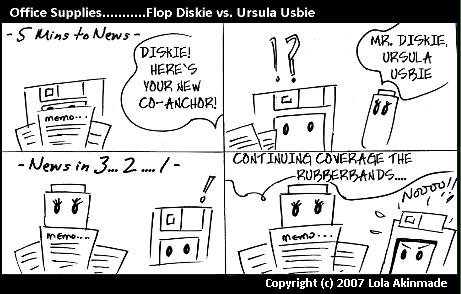 Ursula Usbie |Office Supplies