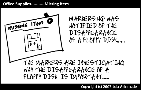 Missing Item  Office Supplies