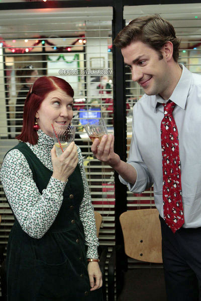 The Office Christmas Wishes Photos OfficeTally