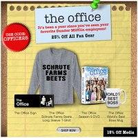 The Office merchandise