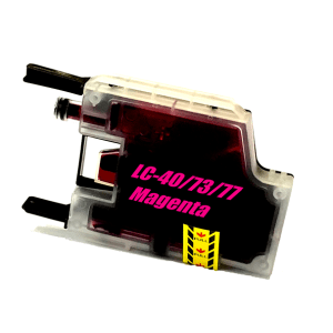 Compatible Brother LC-73/77/40 Magenta Ink Cartridge