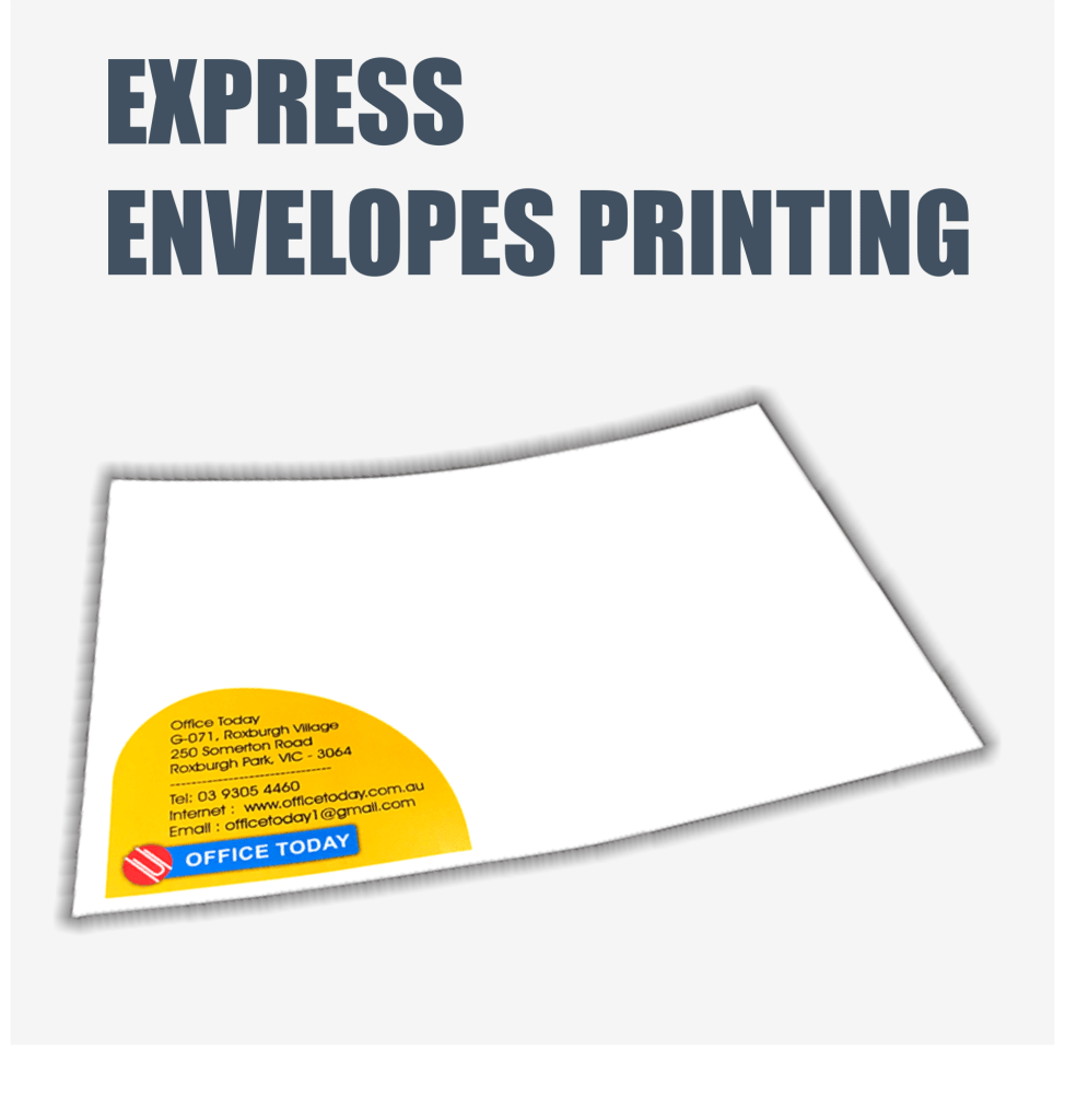 Express Envelopes Printing
