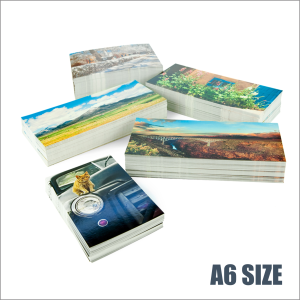 POSTCARDS PRINTING [ A6 SIZE ]