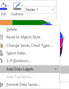 Popup menu in excel also  pie charts rh officetooltips