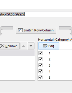 Select data source in excel also creating  candlestick stock chart with volume rh officetooltips