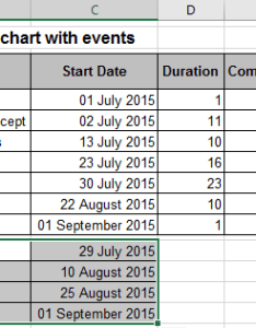 Data chart in excel also progress gantt with events rh officetooltips