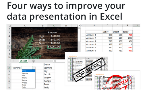 All Excel Tips