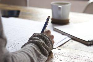 transkribieren, schreiben