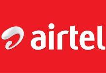 airtel - Home