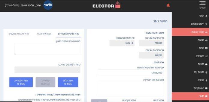 israeli voter data leak1 - All 6.5 Million Israeli Voter Data Leaked From an App Used By Ruling Party
