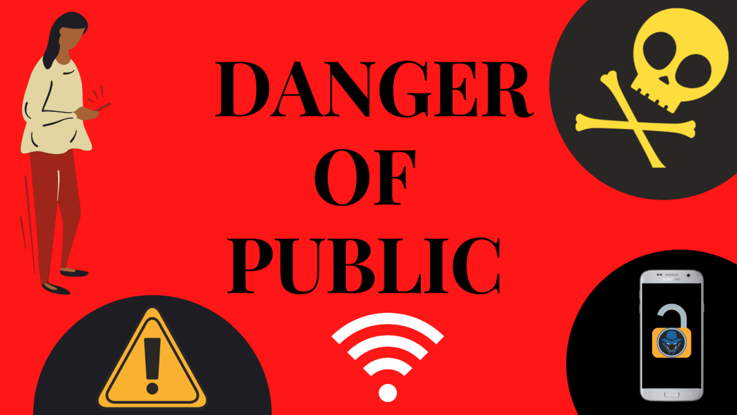 What are the Dangers of using Public WiFi Networks