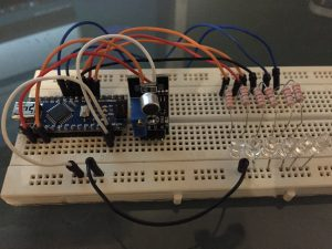 Arduino Sound Leds