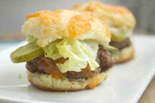 Mini Burgers Gluten Free