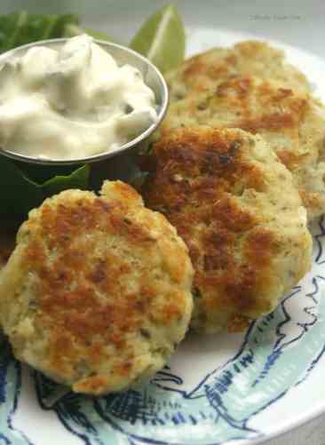 Easy Make Ahead Crab Cakes
