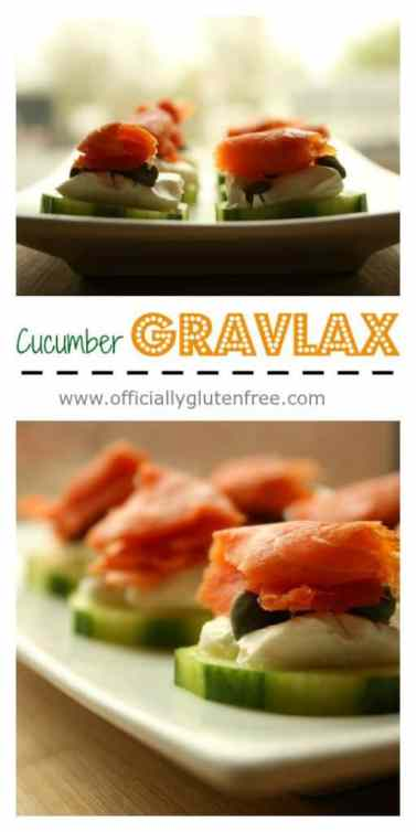 Cucumber Gravlax