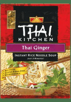 Thai Kitchen Rice Noodle Soup