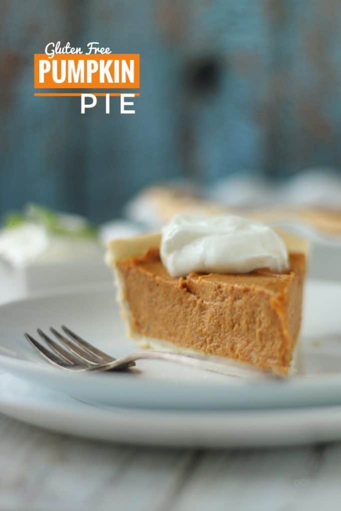 Gluten Free Pizza Pumpkin Pie