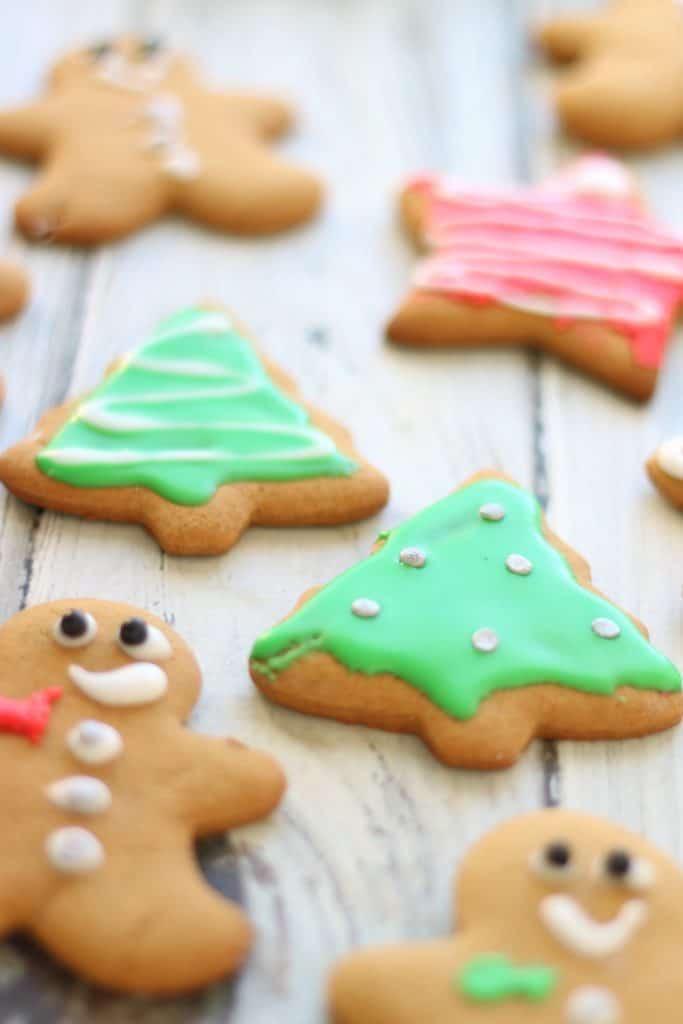 Gluten Free Gingerbread Cookies | Officially Gluten Free ...
