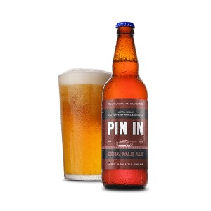 The Royal Engineers Pin In IPA