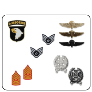 states marine corps military ribbons