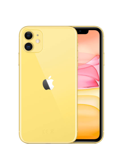 Apple iPhone 11 64GB Yellow 4G Vodafone Grade B
