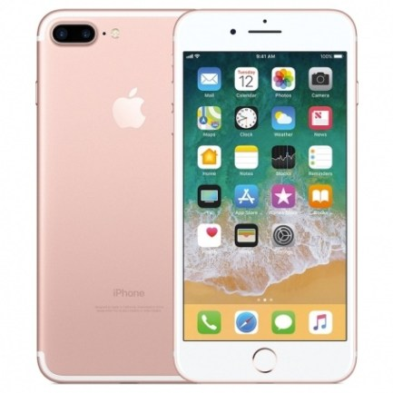 Apple iPhone 7 Plus 32GB Rose Gold 4G Vodafone Grade B