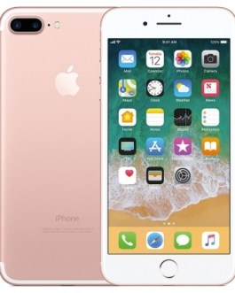 Apple iPhone 7 Plus 32GB Rose Gold 4G Sim Free Grade B