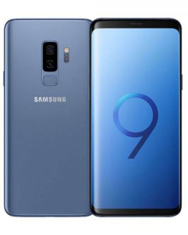 Samsung Galaxy S9 Plus 128GB Blue Unlocked Grade C
