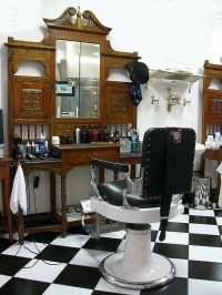 Stock Detail | Barber. Shop | Official PSDs