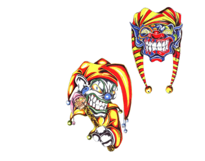 Joker Tattoos PSD. Filesize: 1.97 MB. Downloads: 329. Date Added: 11.12.2009