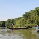 Gondola á The Lake