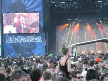 Florence + The Machine á Lollapalooza