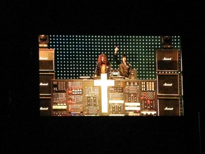 Justice á Lollapalooza 2012