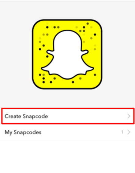 How To Create Snapcode For Website In Snapchat In 4 Steps