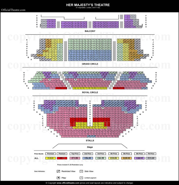 Queens Theatre London Seating Plan Brokeasshome Com