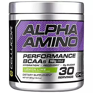 Cellucor Alpha Amino EAA & BCAA Recovery Powder