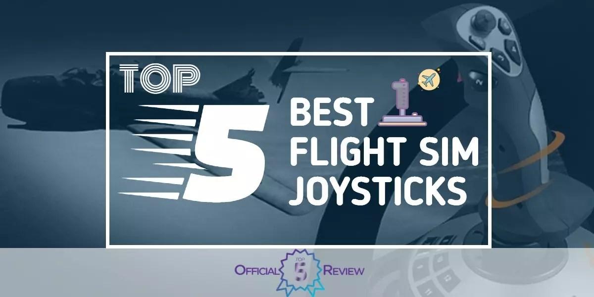 The 5 Best Flight Simulator Joysticks 2021 Review