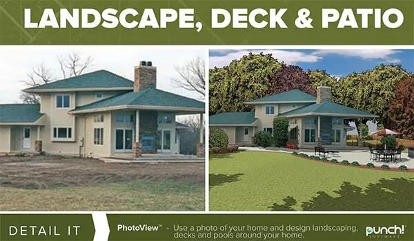 Landscape Deck & Patio