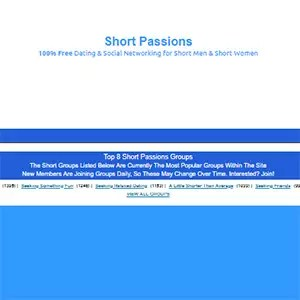Short Passions