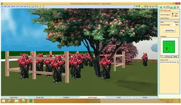 Total 3D Landscape Design