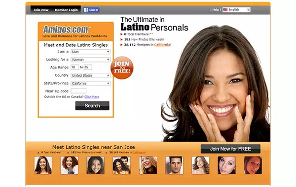 latino dating websites