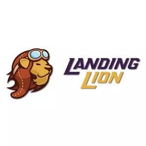 Landing Lion
