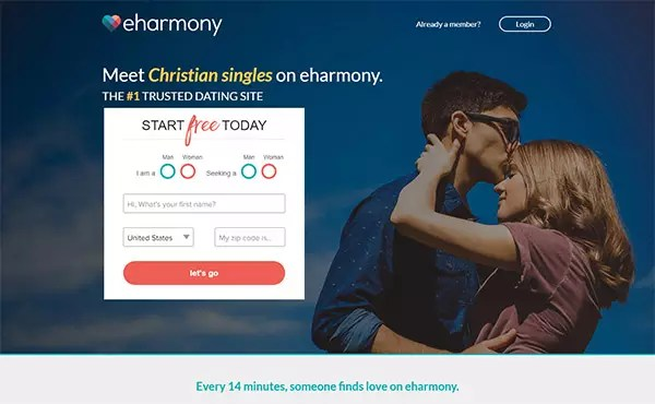 eHarmony Christian