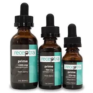 Receptra™ Prime CBD Oil