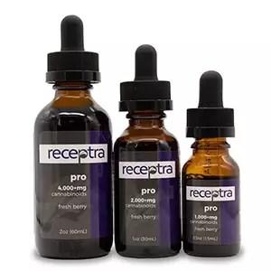 Receptra™ Pro CBD Oil